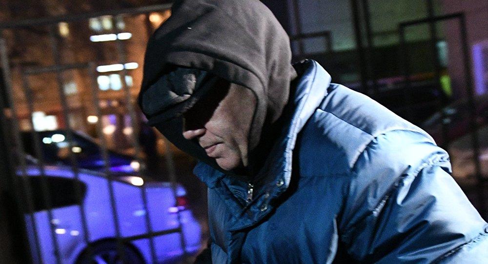 Guenadi Lopiriov, el jefe del Servicio Federal de Vigilancia de Rusia