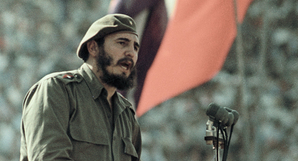Así anunció Raúl Castro la muerte del líder de la Revolución Cubana