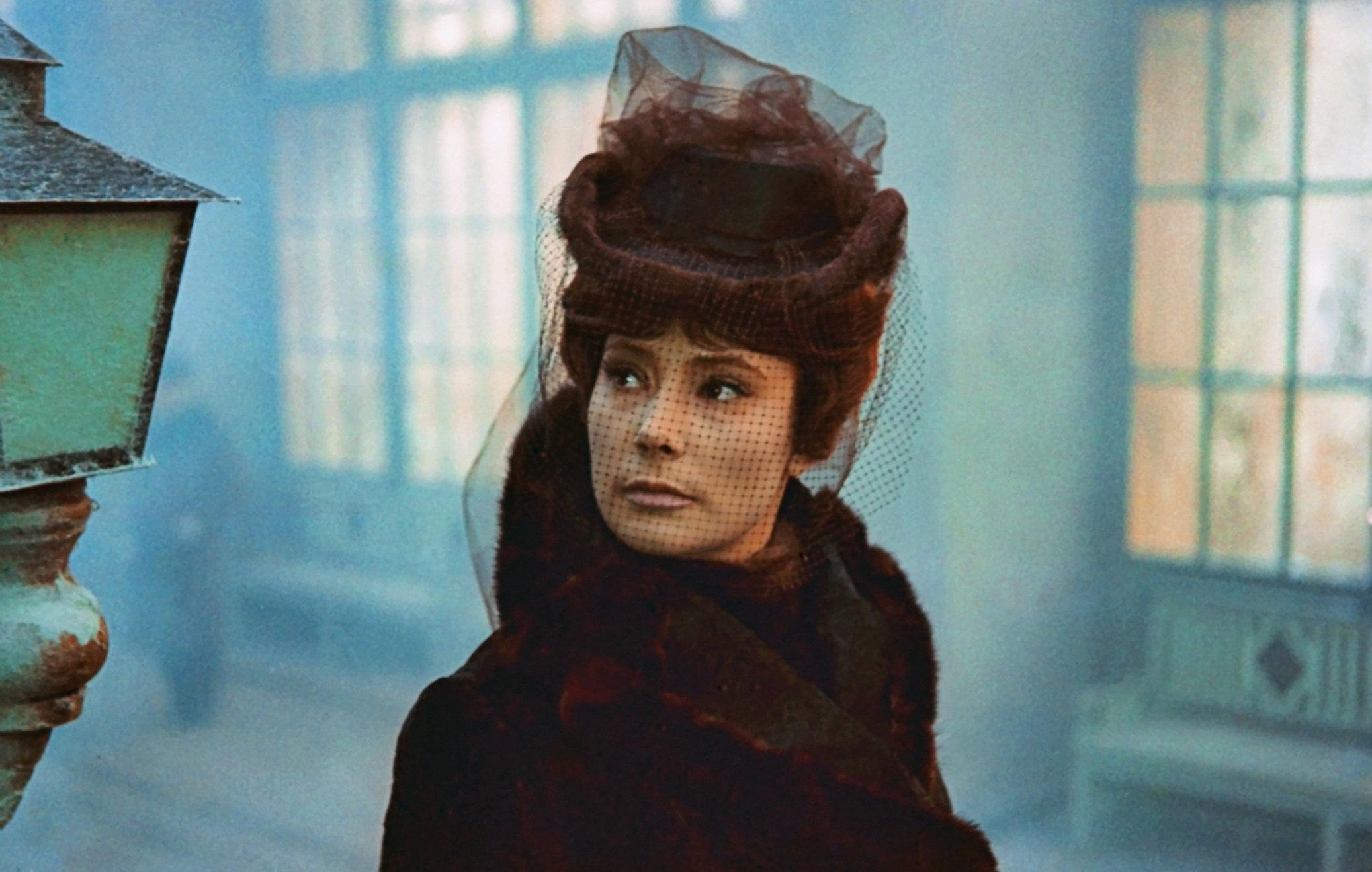 Anna Karénina interpretada por Tatiana Samóilova