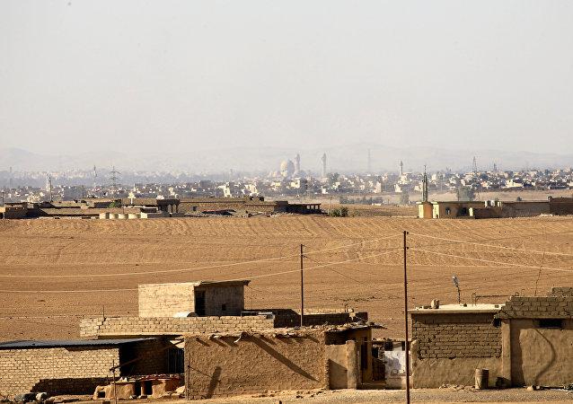 Mosul, Irak (archivo)