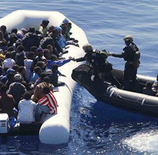Situación en el mar Mediterráneo (archivo)