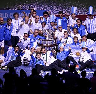 Equipo de Argentina en la Copa Davis