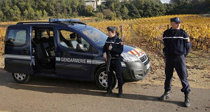 Policía francesa (archivo)