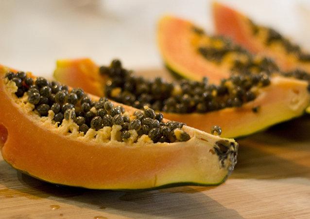 Papaya, fruta bomba, lechosa
