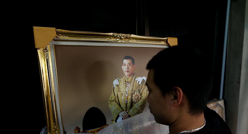 Tailandia comienza proceso para ascenso al trono de nuevo rey