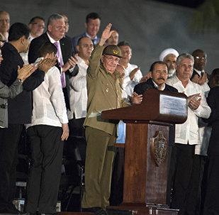 Raúl Castro, el presidente de Cuba