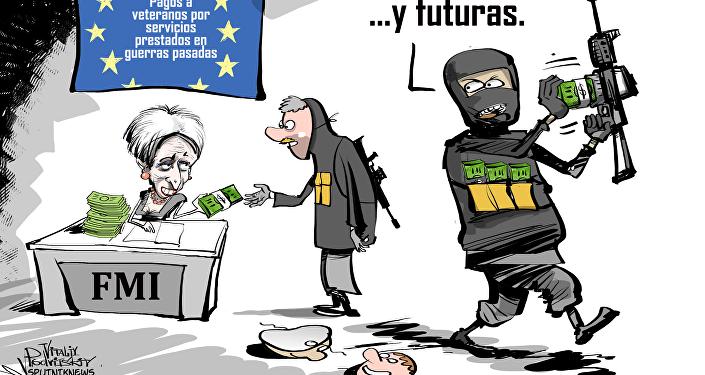 Cómo el FMI ayuda a Daesh
