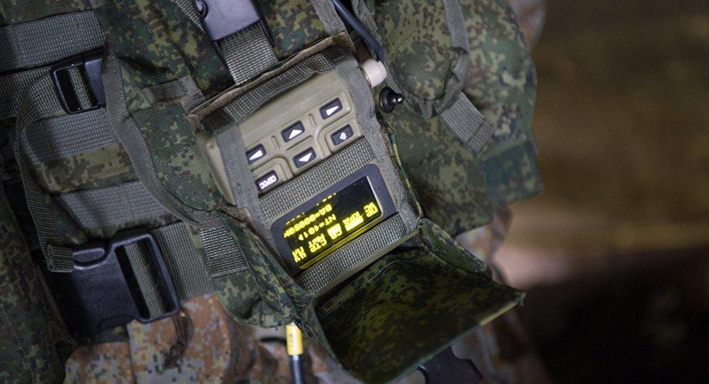 Sistema de mando y comunicación Strelets