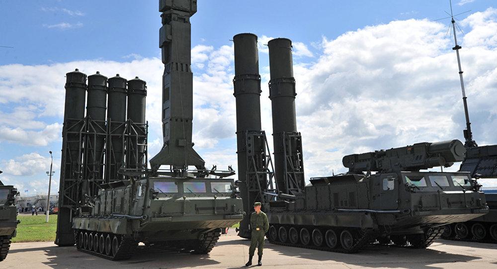 Sistemas antimisiles S-300V y S-300VM