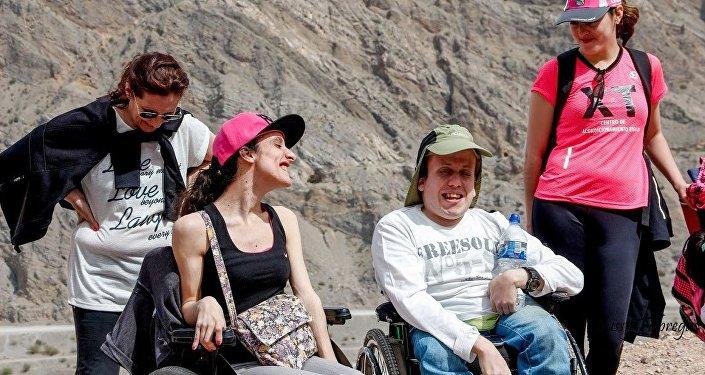'Trekking Inclusivo'