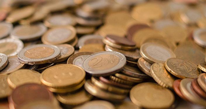 Monedas de euros (imagen referencial)