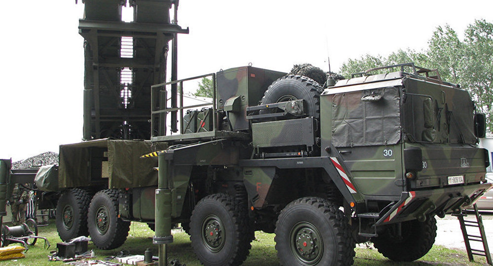 Sistema de defensa antiaérea MIM-104 Patriot