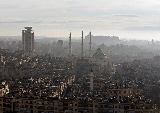 Alepo, Siria