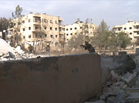 El Ejército sirio, a un paso de la victoria en Alepo