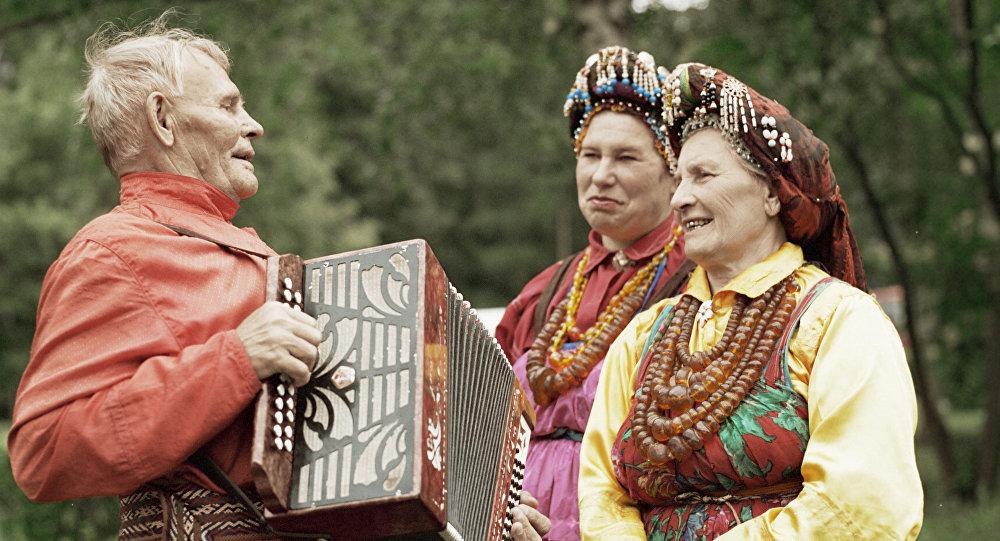 'Viejos creyentes' de la república de Buriatia (imagen referencial)