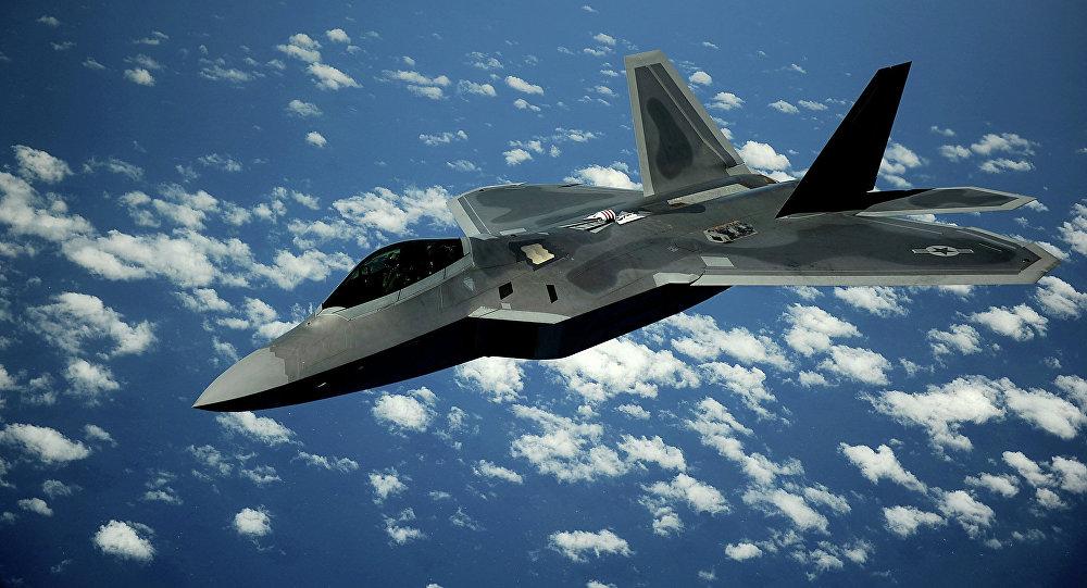 F-22 Raptor (imagen referencial)