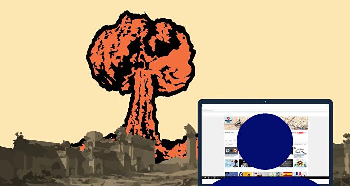 El mapa que revela la ubicación exacta de las bombas nucleares en todo el mundo
