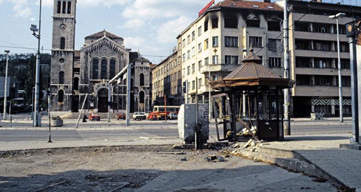 Bosnia y Herzegovina en 1992