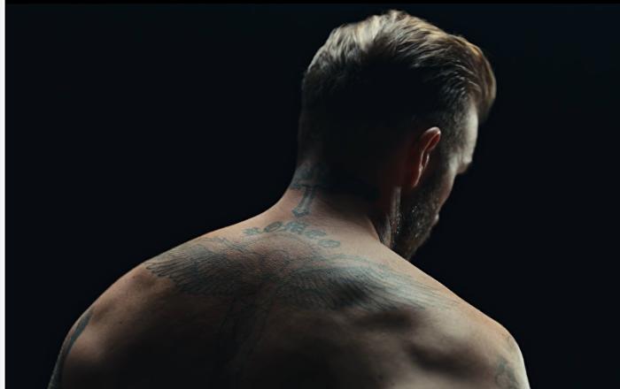 David Beckham protagoniza campaña de la Unicef