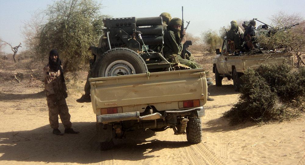 Miembros de Al Qaeda (archivo)