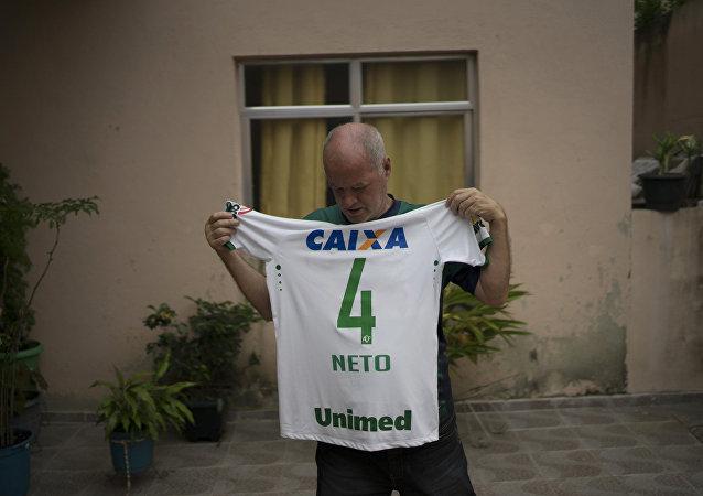 Padre de Helio Zampier Neto