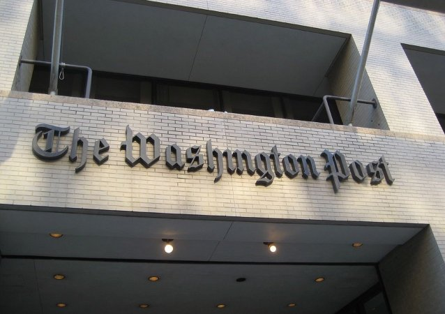 Sede de The Washington Post
