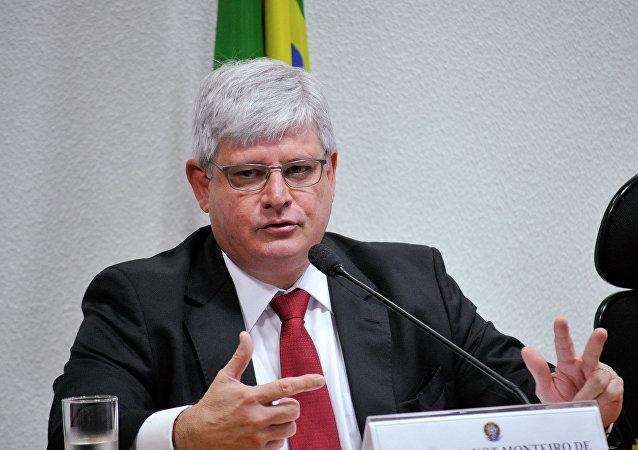 Rodrigo Janot, Fiscal General de la República de Brasil