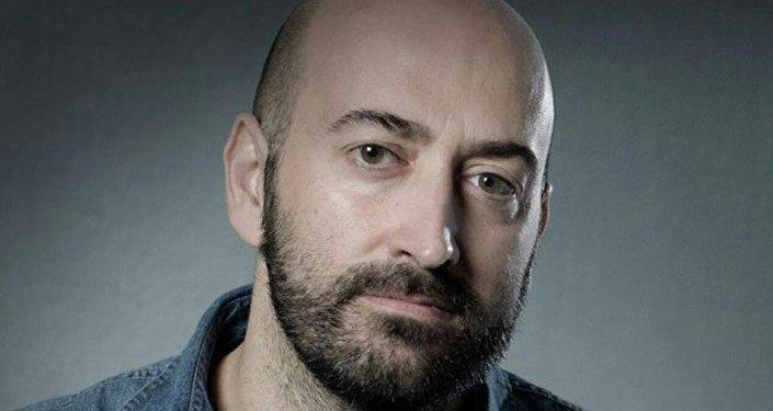 Retrato de Iván Fernández Lobo, fundador del evento Gamelab