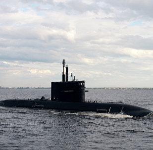 Submarino del proyecto Lada
