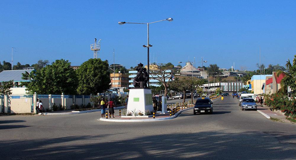 Islas Salomón (archivo)
