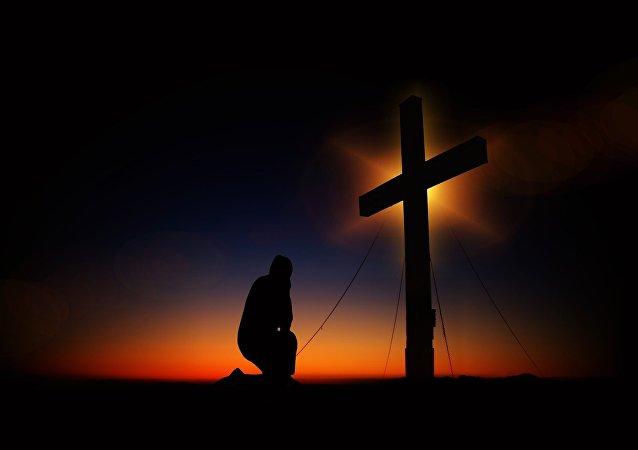 Un religioso