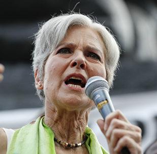 Líder del Partido Verde de EEUU Jill Stein