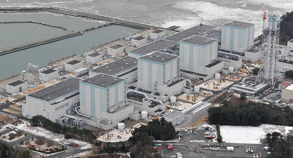 Central nuclear de Fukushima (archivo)