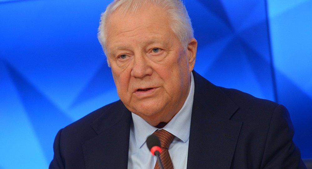 Jefe de la Comisión Independiente Pública Antidopaje de Rusia, Vitali Smirnov