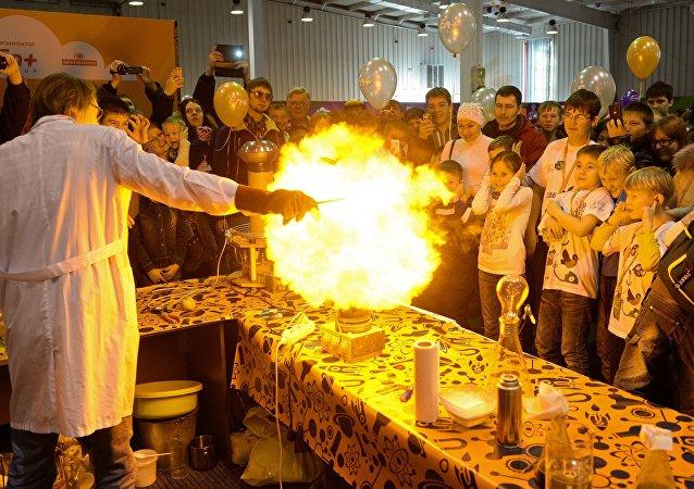 Festival científico para niños
