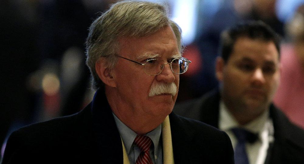 El nuevo consejero para la Seguridad Nacional de Estados Unidos, John Bolton
