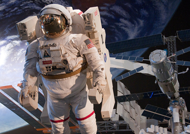 Astronauta (imagen referencial)