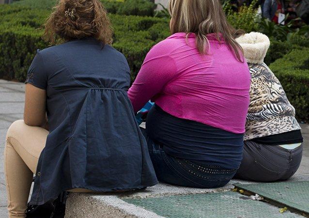 Personas con sobrepeso