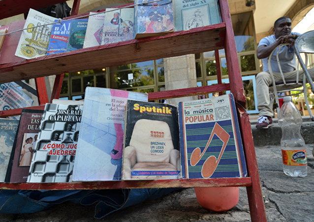 Revista Sputnik en La Habana