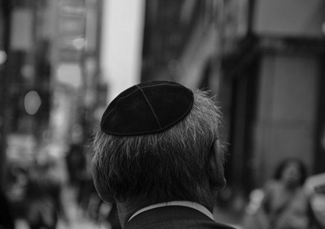 Un hombre judío