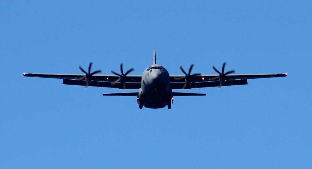 USAF Lockheed C-130J Hercules