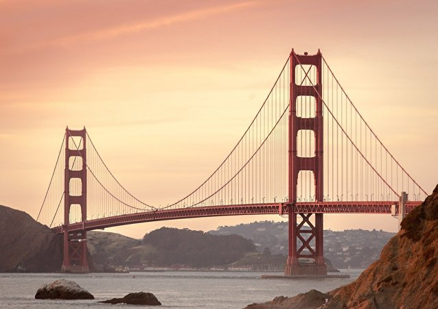 Puente Golden Gate en California, EEUU (archivo)