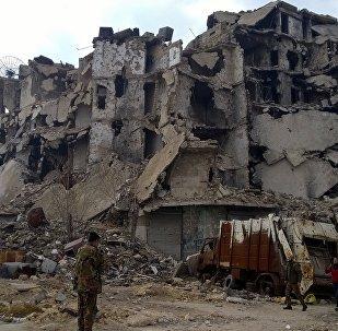 Situación en Siria (archivo)