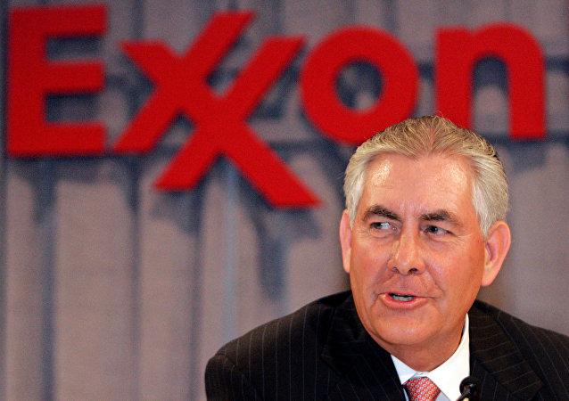 Rex Tillerson, nominado para secretario de Estado del próximo gobierno de EEUU