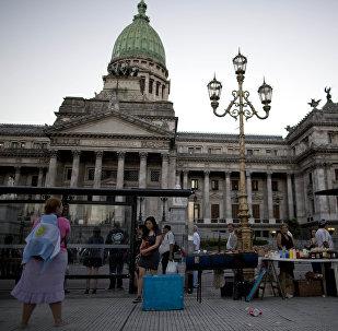 Senado de Argentina, Buenos Aires (archivo)