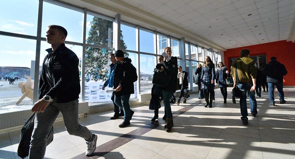 День открытых дверей в Дальневосточном федеральном Университете