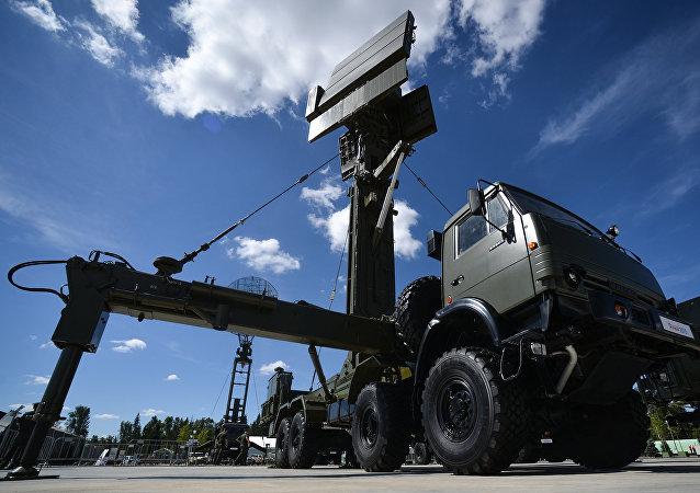Podliot, radar móvil (imagen referencial)
