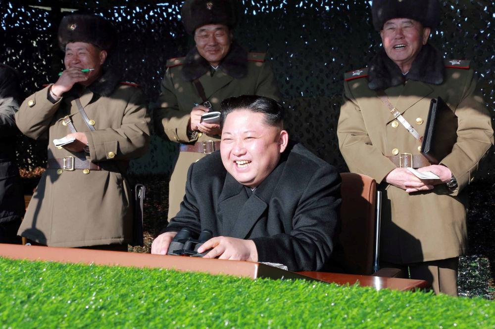 EEUU se muestra listo para derribar cualquier misil norcoreano