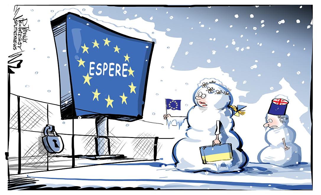 El 15 de diciembre, el Parlamento Europeo ha votado a favor de la supresión de visados para los nacionales de Ucrania y Georgia