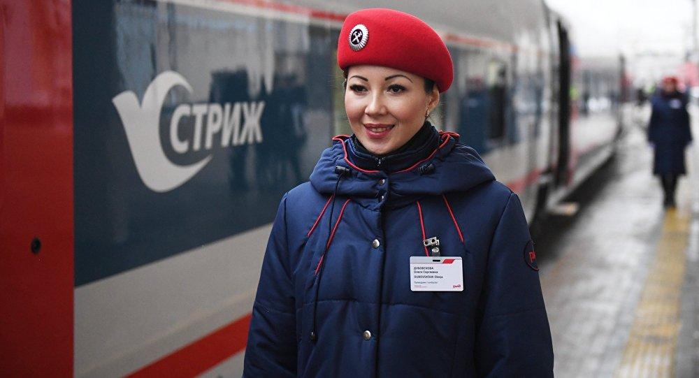 El primer tren Strizh que unirá Moscú y Berlín